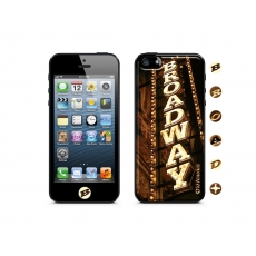 id America - Skin Cushi Gift per iPhone 5 - Broadway
