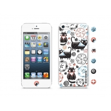 id America - Skin Cushi Original per iPhone 5 - Cat