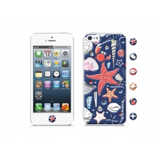 id America - Skin Cushi Original per iPhone 5 - Starfish