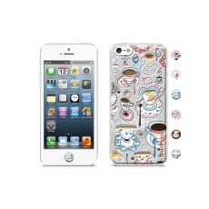 id America - Skin Cushi Original per iPhone 5 - Tea