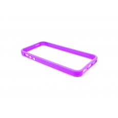 Bumper Viola per iPhone 5 - Serie Advanced