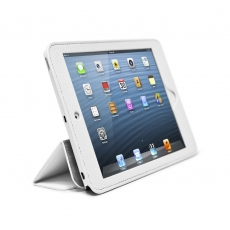 id America Custodia SmartFold in Ecopelle per iPad mini - Bianco