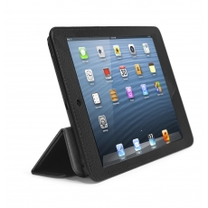 id America Custodia SmartFold in Ecopelle per iPad mini - Nero