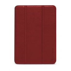 id America Custodia SmartFold in Ecopelle per iPad mini - Rosso