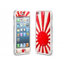 id America - Bumper + Cushi Plus Flag per iPhone 5 - Giappone