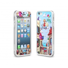 id America - Cushi Plus Original per iPhone 5 - Dream