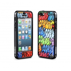 id America - Cushi Plus Graffiti per iPhone 5 - Multi