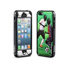 id America - Bumper + Cushi Plus Sport per iPhone 5 - Calcio