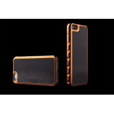ION factory - Custodia Predator Carbonio per iPhone 5 - Arancione
