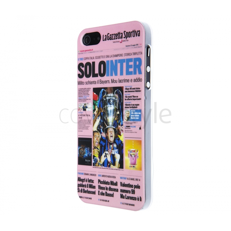 custodia inter iphone