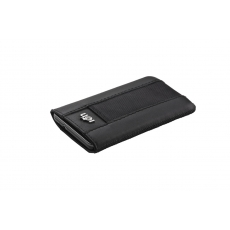 ION factory - Custodia Spyder Pouch in Pelle per Galaxy S2 - Nero