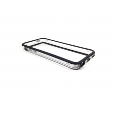 Bumper Advanced per iPhone 5C - Nero/Trasparente