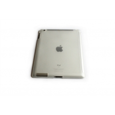 Custodia Compatibile con Smart Cover per iPad 2/Nuovo iPad - Trasparente