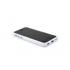 Bumper Advanced per iPhone 5C - Bianco