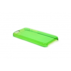 Custodia Crystal Ultra Sottile Trasparente per iPhone 5C - Verde