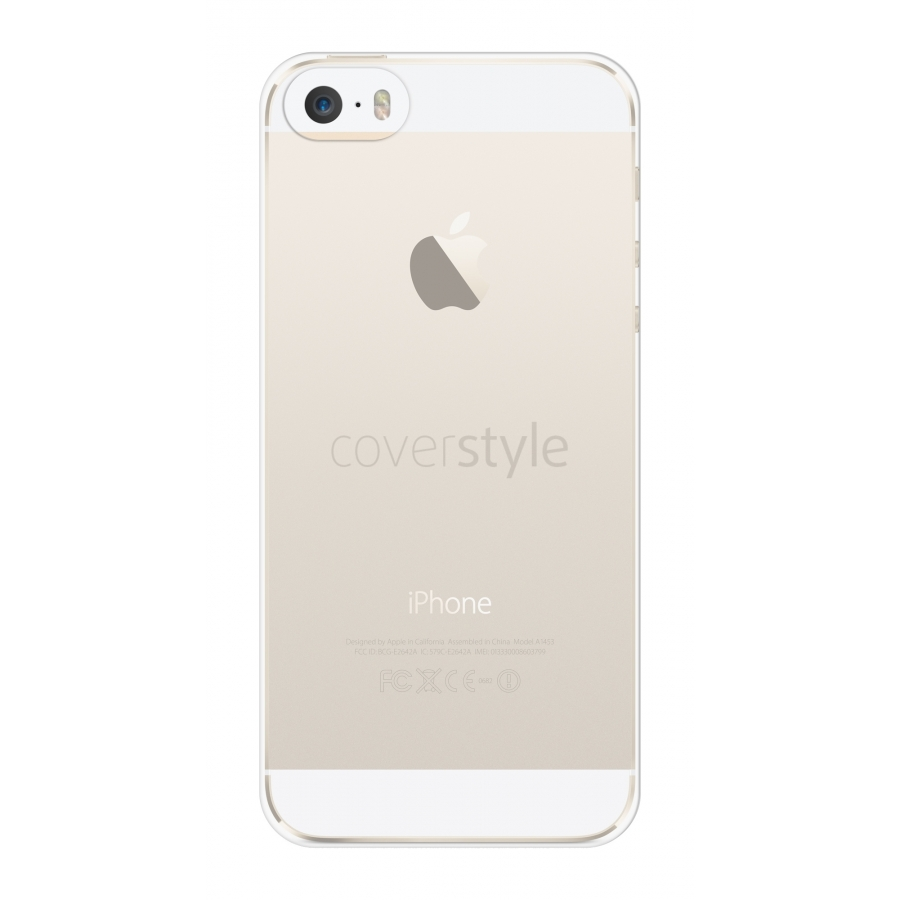 custodia iphone se trasparente