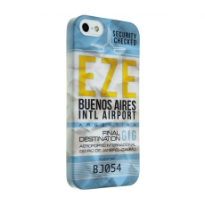 Custodia Ticket to Brazilan Soccer World Cup per iPhone 5/5S - Buenos Aires