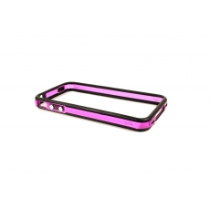 Bumper Bicolore Nero/Viola Trasparente - Serie Advanced