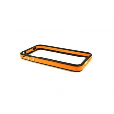 Bumper Bicolore Nero/Arancione - Serie Advanced