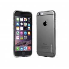 "id America - Liquid Custodia Flessibile per iPhone 6 (4.7"") - Nero"