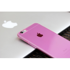 "Custodia ZeroFlex PRO 0.3mm Ultra Sottile Flessibile per iPhone 6 Plus (5.5"") - Rosa"