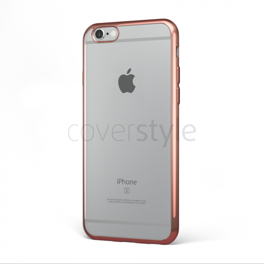 custodia iphone 6 rosa apple