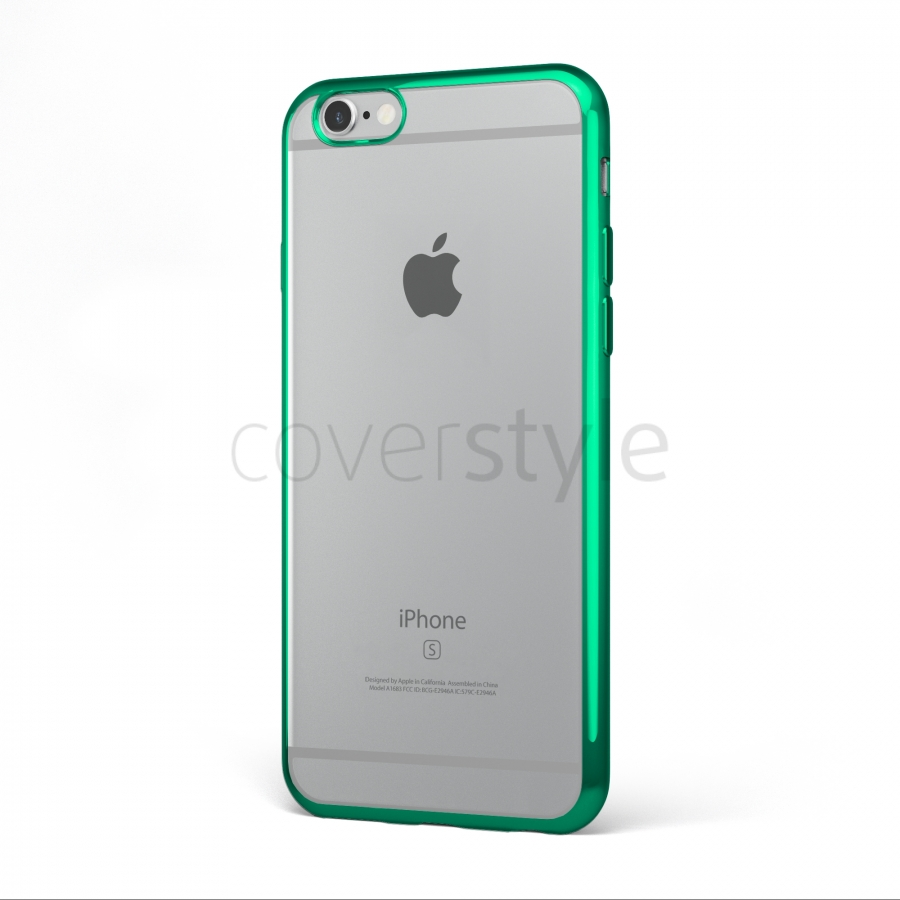 custodia trasparente rigida iphone 6