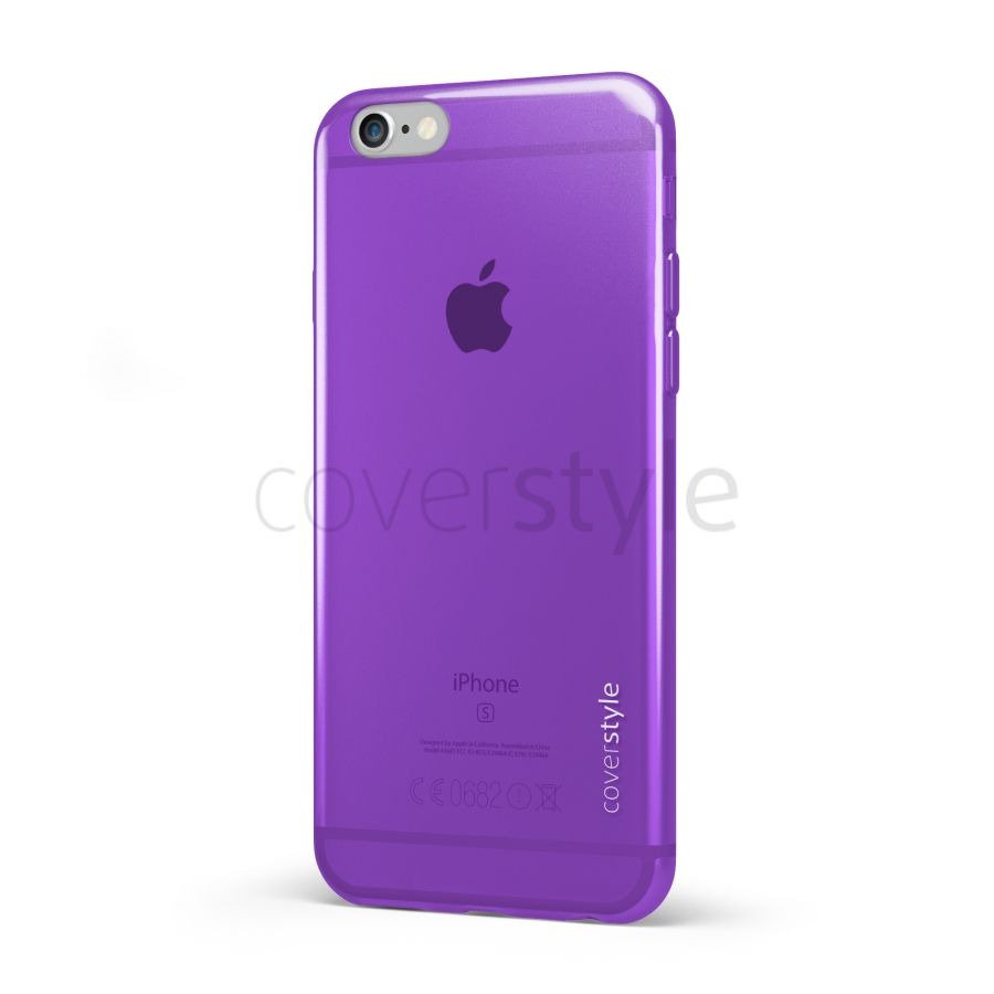 custodia iphone 7 plus viola