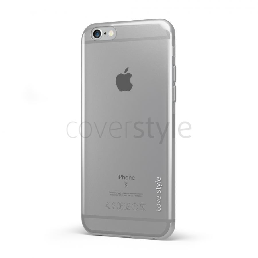 custodia trasparente iphone 6