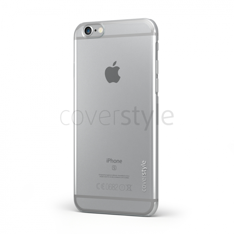 iphone 6s custodia trasparente
