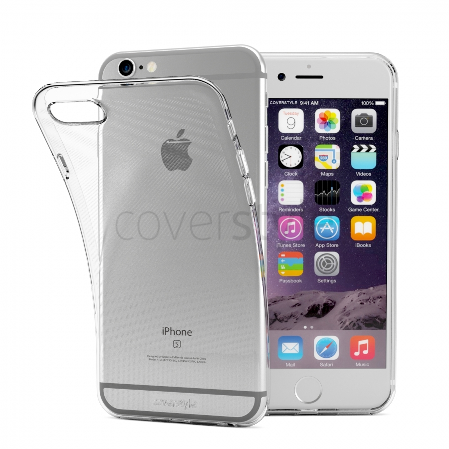 custodia iphone 6 plus sottile