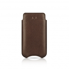 "Beyzacases iPhone 4 SlimLine ""Classic"" Case - Marrone Scuro"