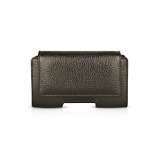 Beyzacases iPhone 4 Uni-MN Leather Case - Nero
