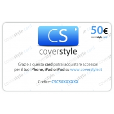 CoverStyle Card 50€