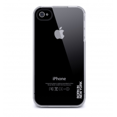 id America - Custodia Integrale ICE in Plastica per iPhone 4/4S
